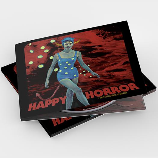HAPPY HORROR CD Digipak