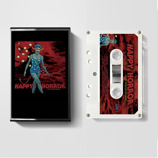 HAPPY HORROR Tape Cassette