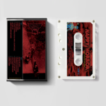 the english language band album art happy horror tape cassette